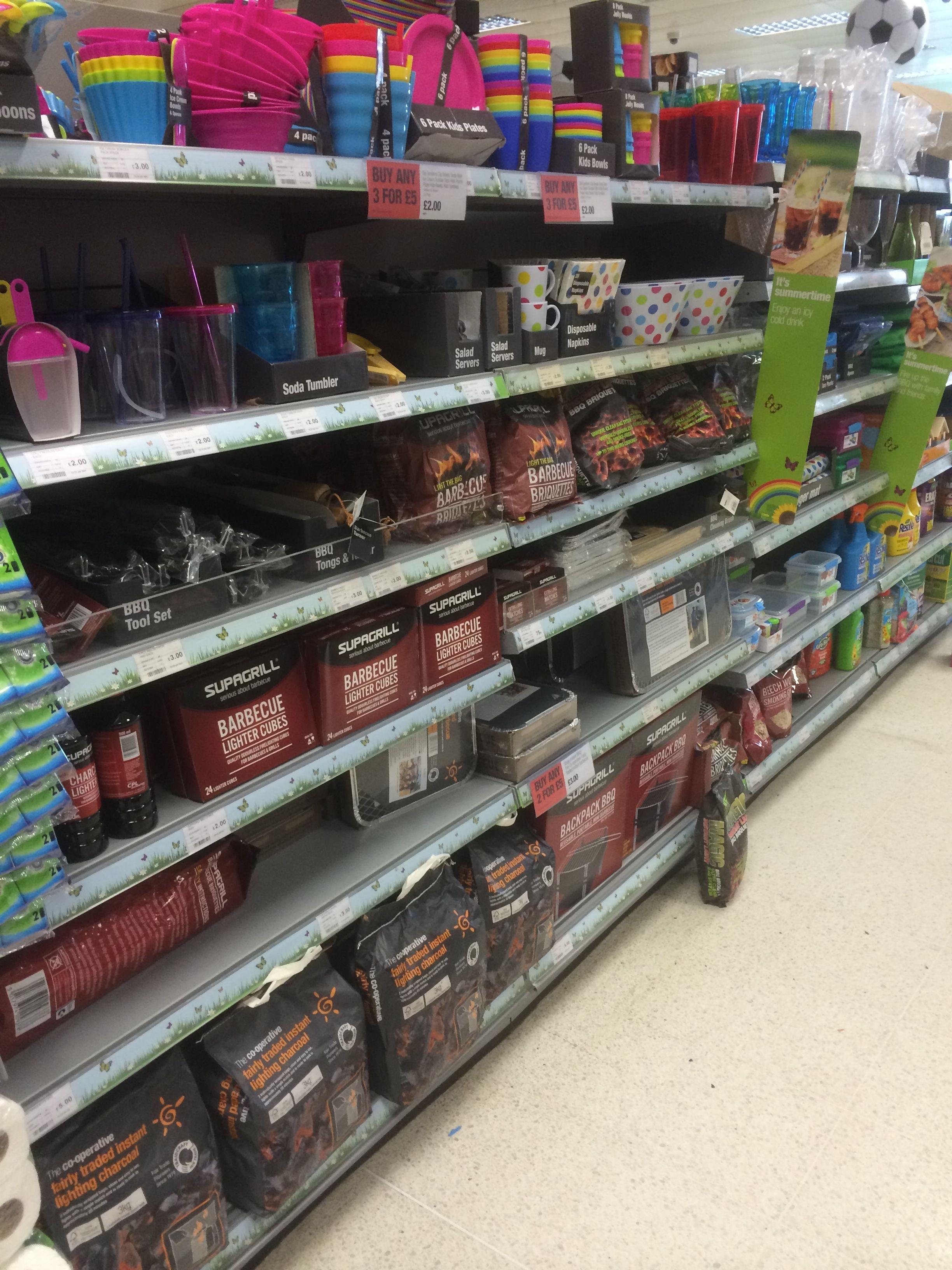 Co-Op - Non-Food - GM - General Merchandise - Layout - Customer Journey - Visual Merchandising - www.clearretailgroup.eu