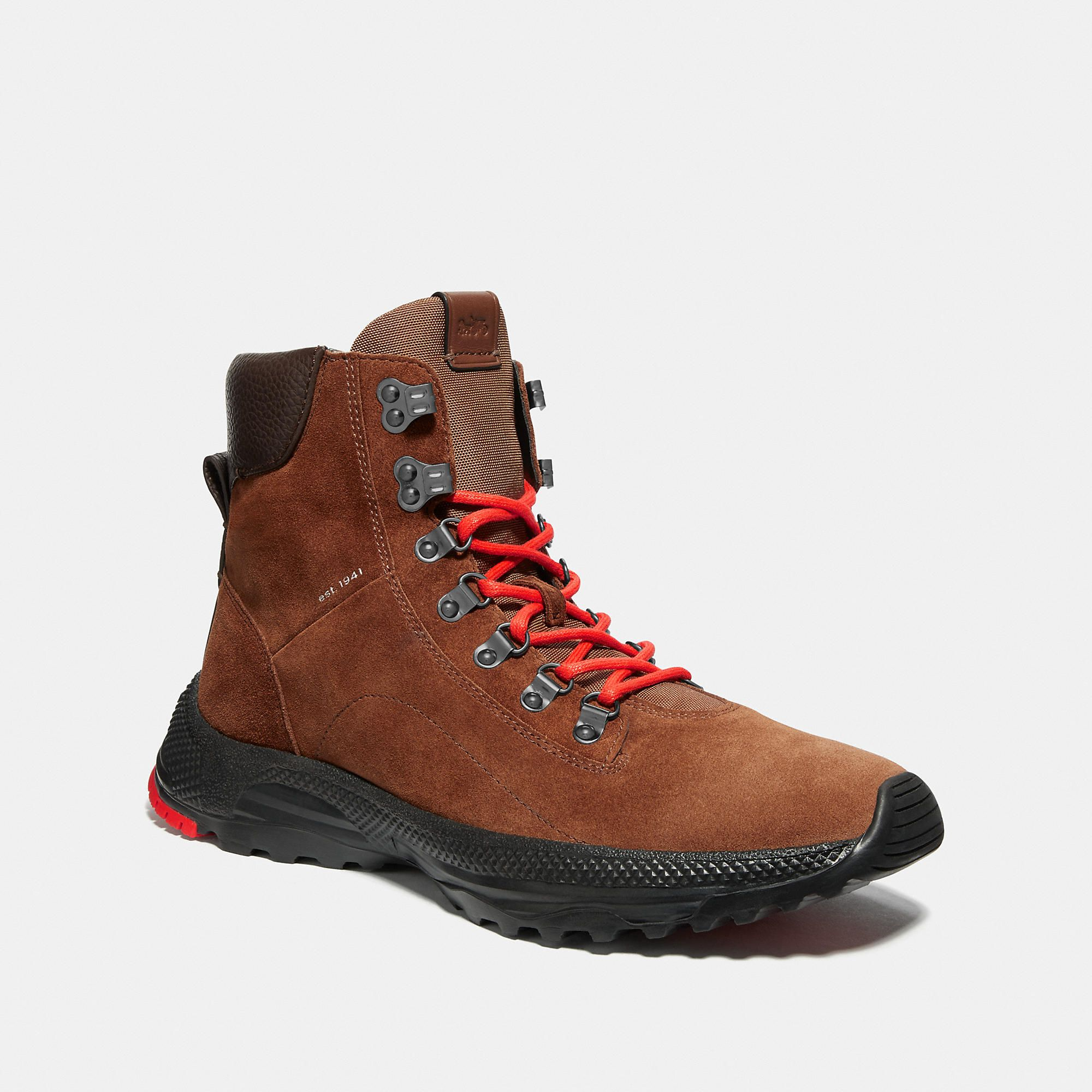 006c48f207d COACH Men's Urban Hiker Boot Size 13 D Tall Boots in 2019 | Products ...