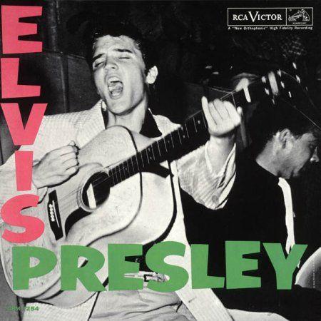 Elvis Presley Elvis Presley Elvis Presli Oblozhki Albomov