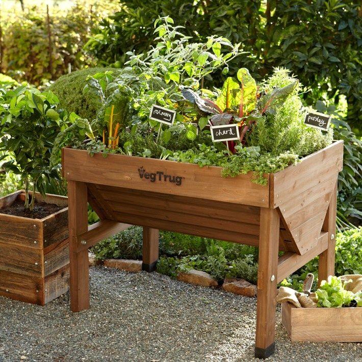 24 Fantastic Backyard Vegetable Garden Ideas Small 400 x 300
