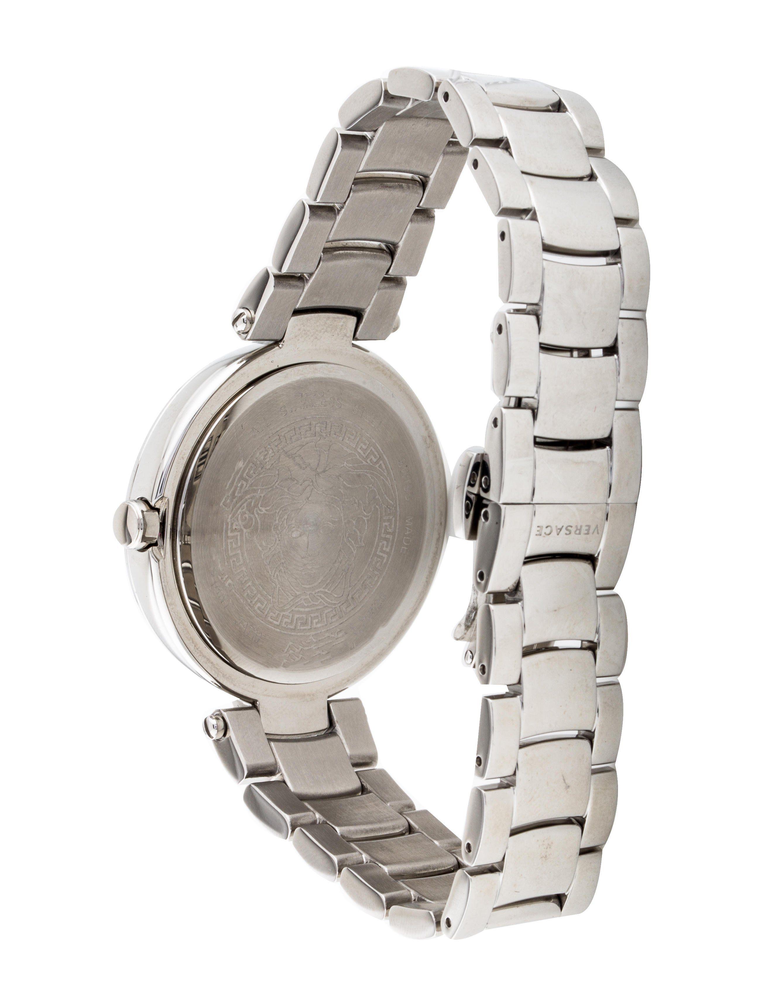 Versace mystique watch versace bracelets and diamond