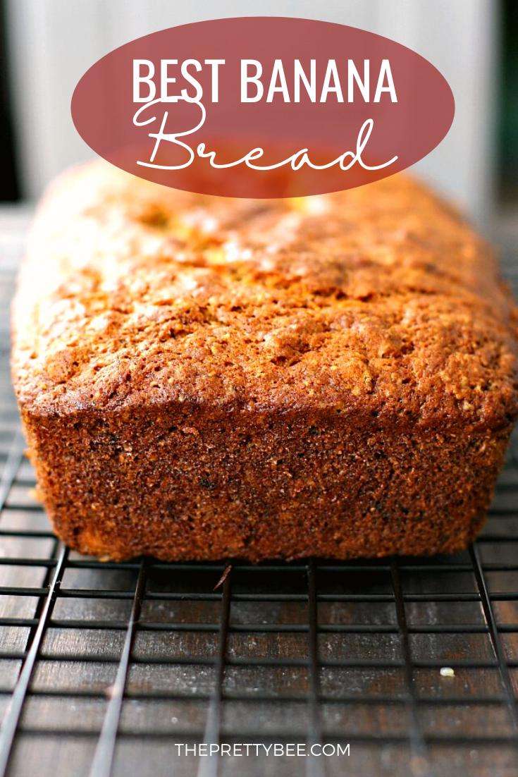 Vegan Gluten Free Banana Bread Recipe