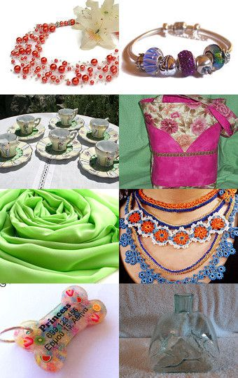 Spring has Sprung by Rachel Humphries on Etsy