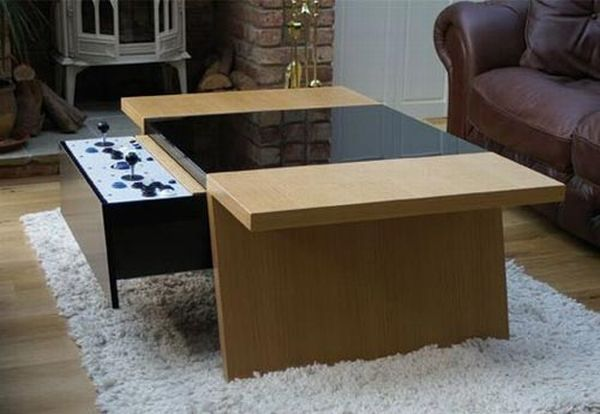 N Modern And Unique Arcade Coffee Tables Design Ideas For Avid
