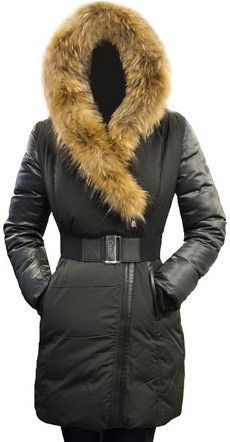 CANAV Calissa Manteau chaud d hiver en Duvet   Depot du Plein Air ... 972c78561c0