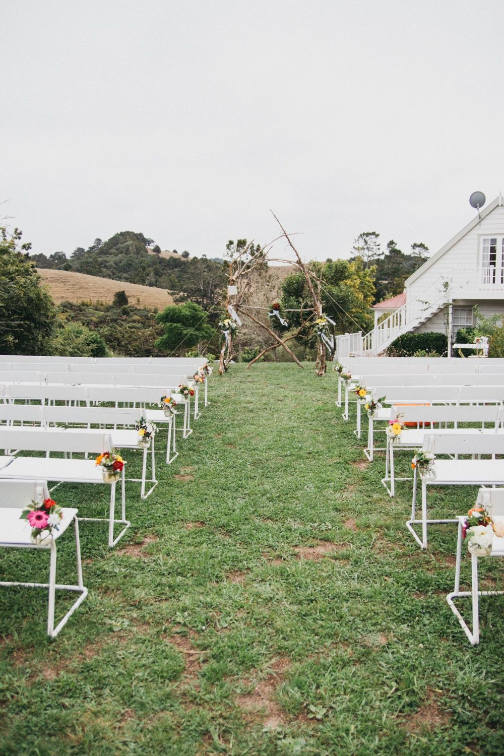 A Rustic Boutique Barn Wedding By Amy Kate Photography