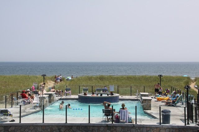 As Close As You Can Get To Maine S Best Beach Old Orchard Beach Old Orchard Beach Maine Maine Hotels