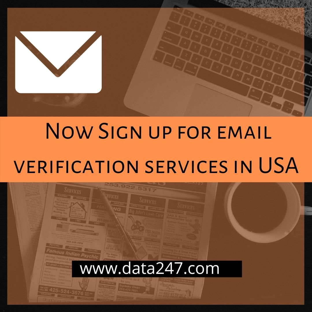 Now Sign Up For Email Verification Services in USA in 2020