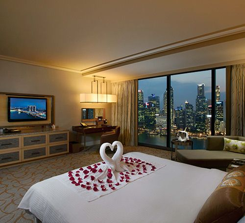 Singapore Hotel Offers Rooms Amenities In Marina Bay Sands