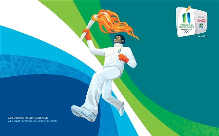 Vancouver 2010 Winter Olympic Torch Relay Wallpaper Wallpapers View 2010 Winter Olympics Winter Olympic Games Olympic Torch