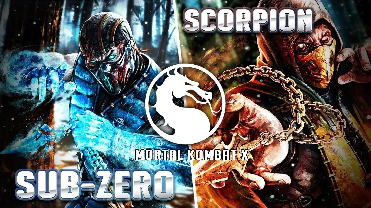Mortal Kombat X Android Gameplay Jhonny Cage Scorpion N Shira Yu