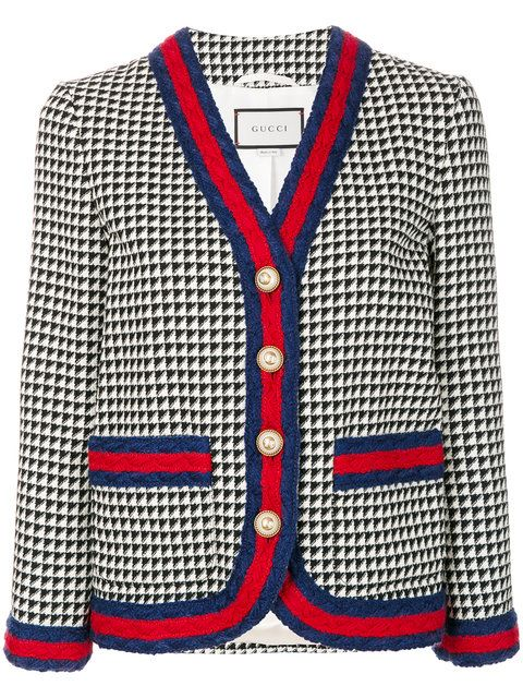 280c1996e GUCCI . #gucci #cloth #jacket | Gucci in 2019 | Tweed jacket ...
