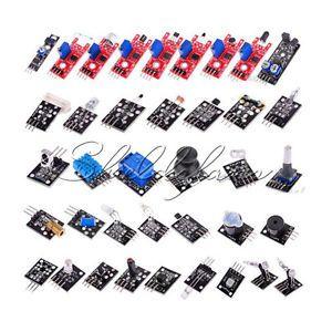 37 Sensor 37 En 1 Sensor Modulos Ultimate Kit Para Arduino