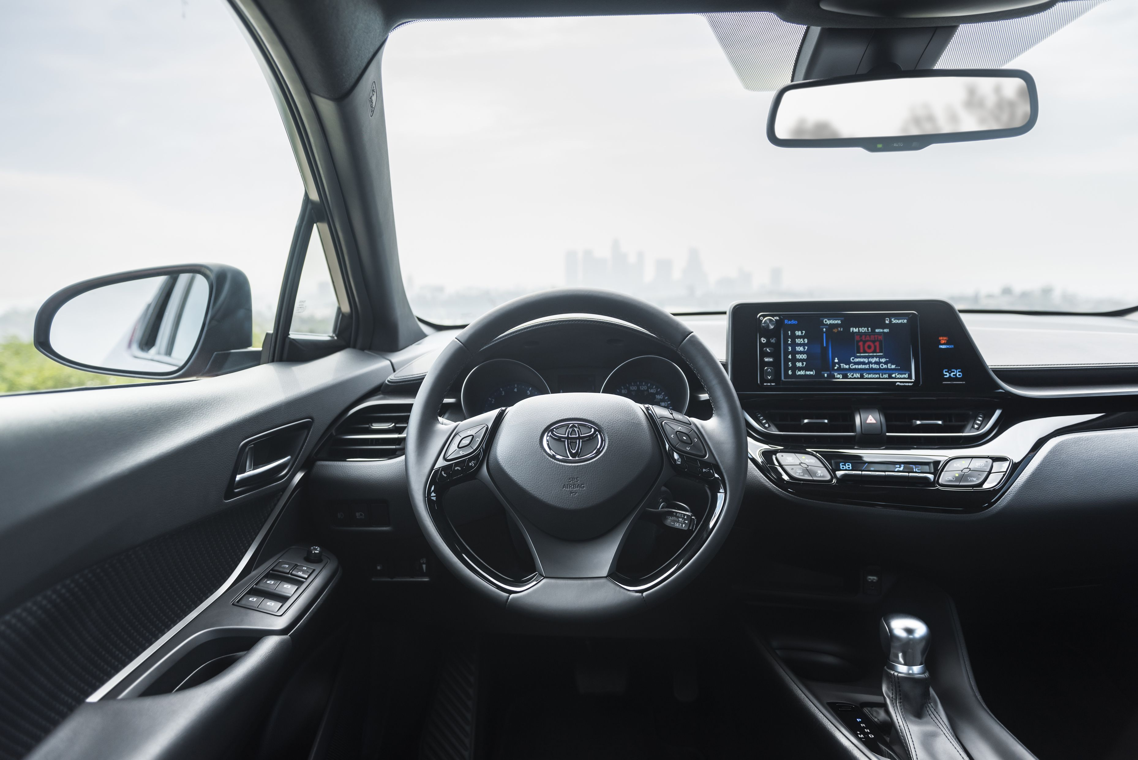 Make Your Drive Your Own With The 4 2 In Tft Multi Information Display With Customization Settings In The 2018ch R Toyota C Hr Toyota Fuel Economy