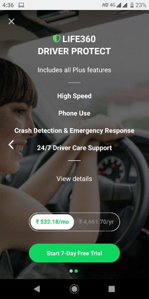 Mobile Location Tracking App for Family Mobile Trackor