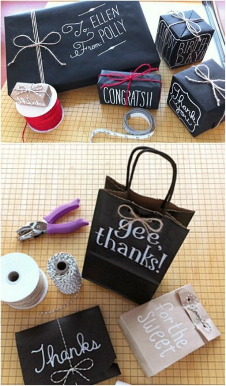 40 amazing christmas gift wrapping ideas you can make yourself 40 amazing christmas gift wrapping ideas you can make yourself solutioingenieria Image collections