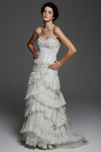 New Henry Roth Margaret Wedding Dress Size 6 2 400 Wedding