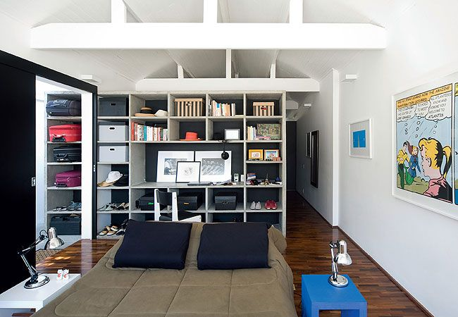 decoração de estúdio para morar - Pesquisa Google