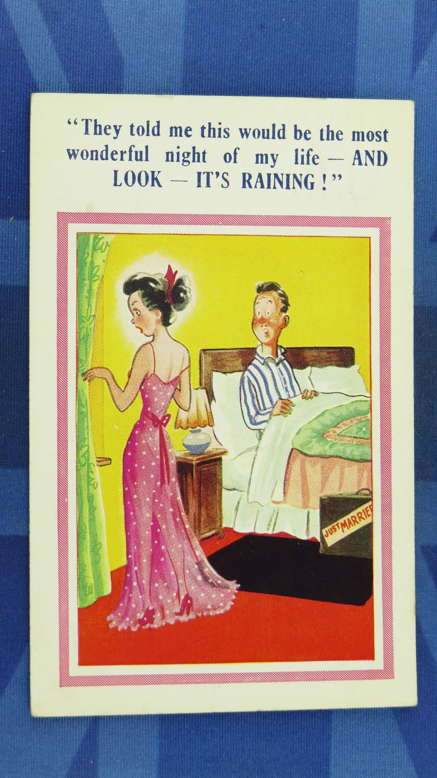 Postcard Comics 1950s