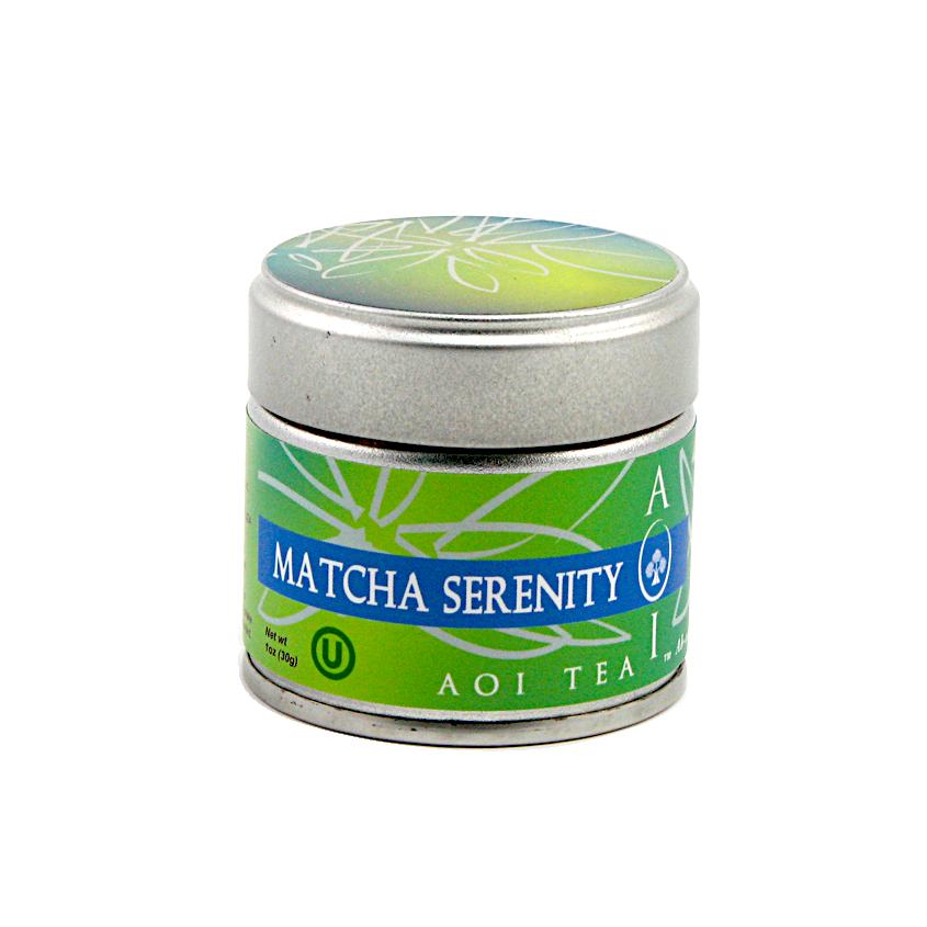 Matcha Serenity, 30g - AOI Tea Company Store
