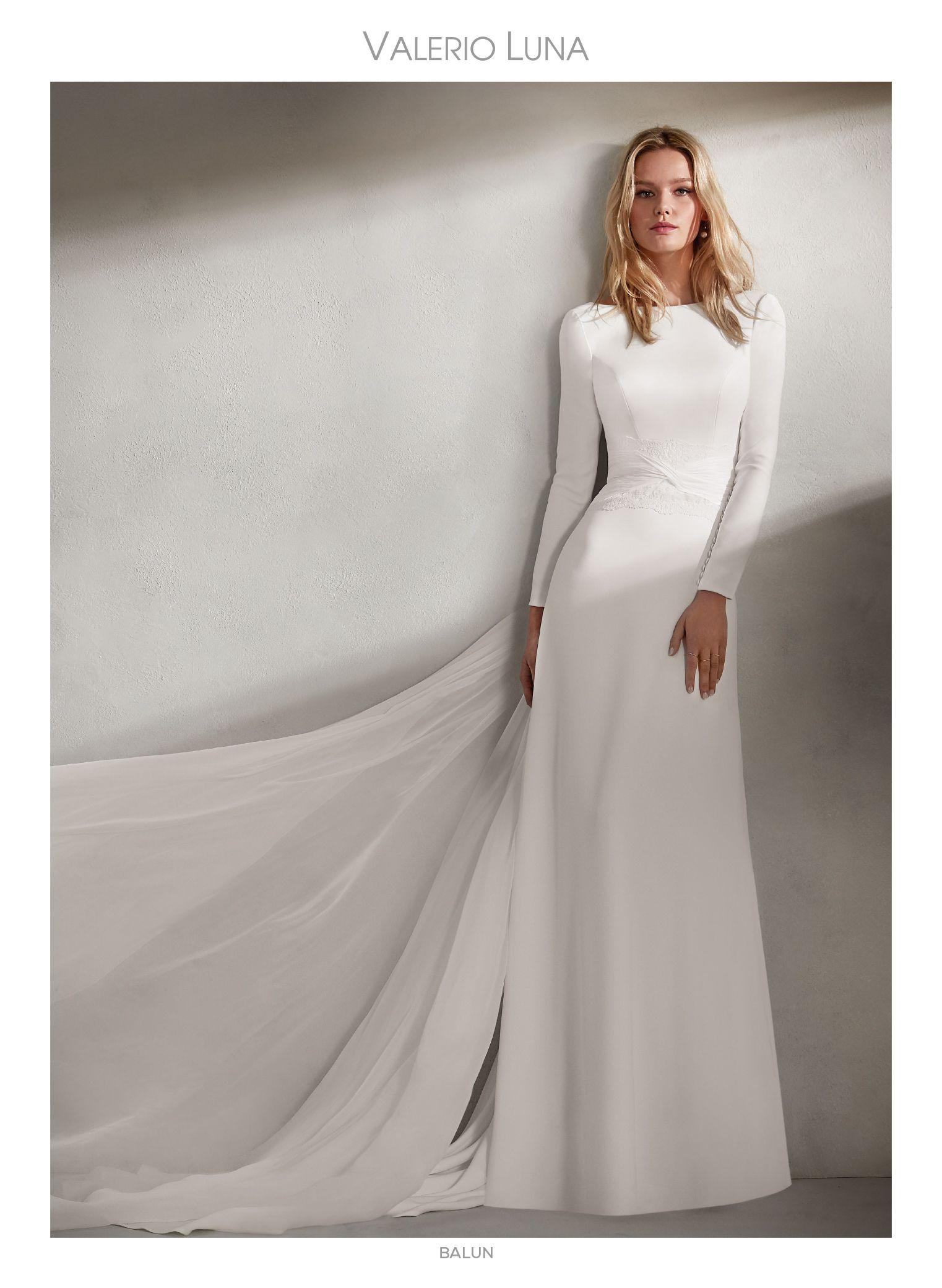 Vestidos higar novias 2019