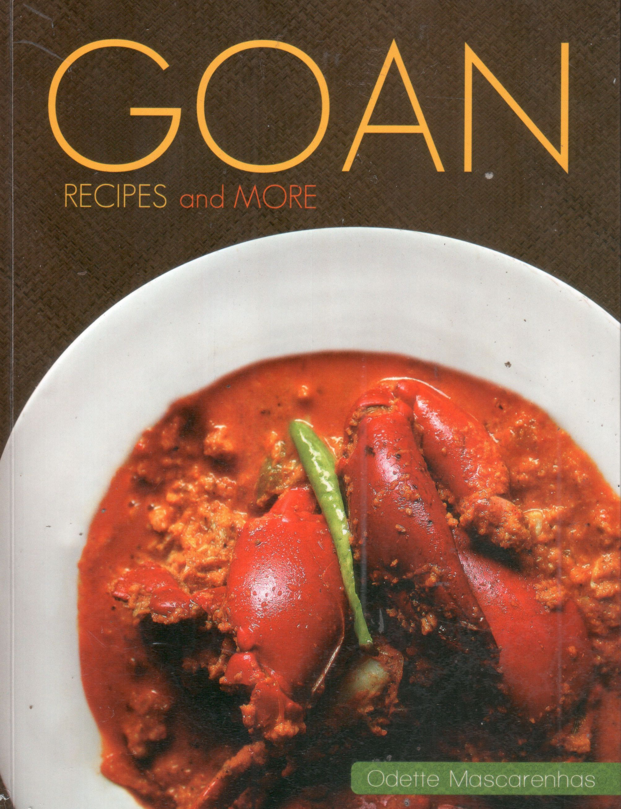 A colourful cookbook and more about tasty goan food goa1556 a colourful cookbook and more about tasty goan food forumfinder Images