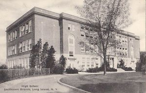 High School Smithtown Branch Long Island New York Ebay Smithtown High School Long Island