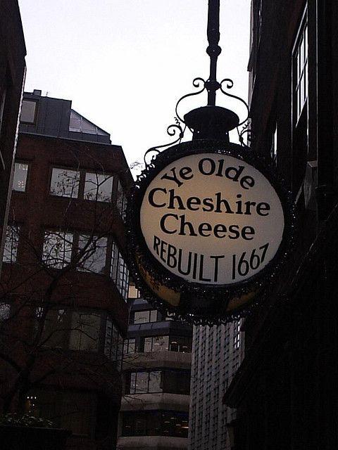 Cheshire  Cheese, London