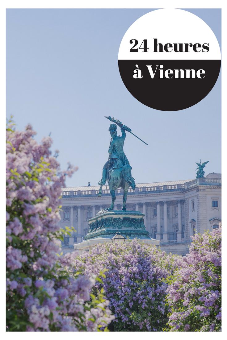 24 Heures A Vienne Voyage A Vienne Vienne Vienne Autriche