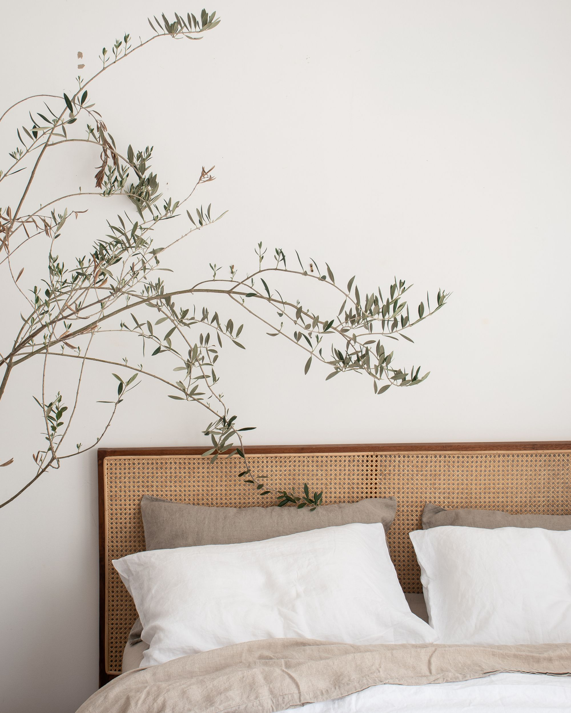 Photo of WHITE FRENCH LINEN HOME DECOR