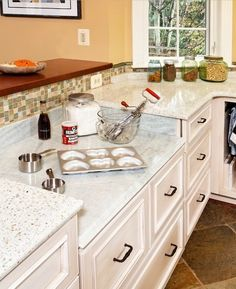 baking centre counter height - Google Search