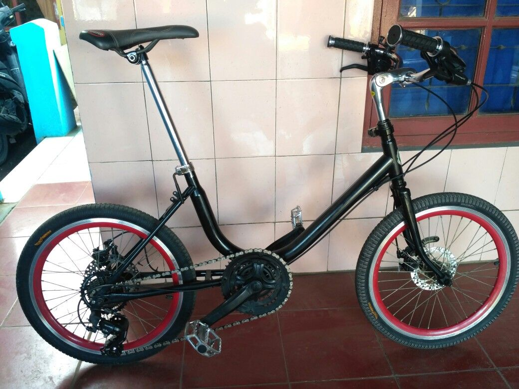 Mini Trek Bicycle Sepeda Desain