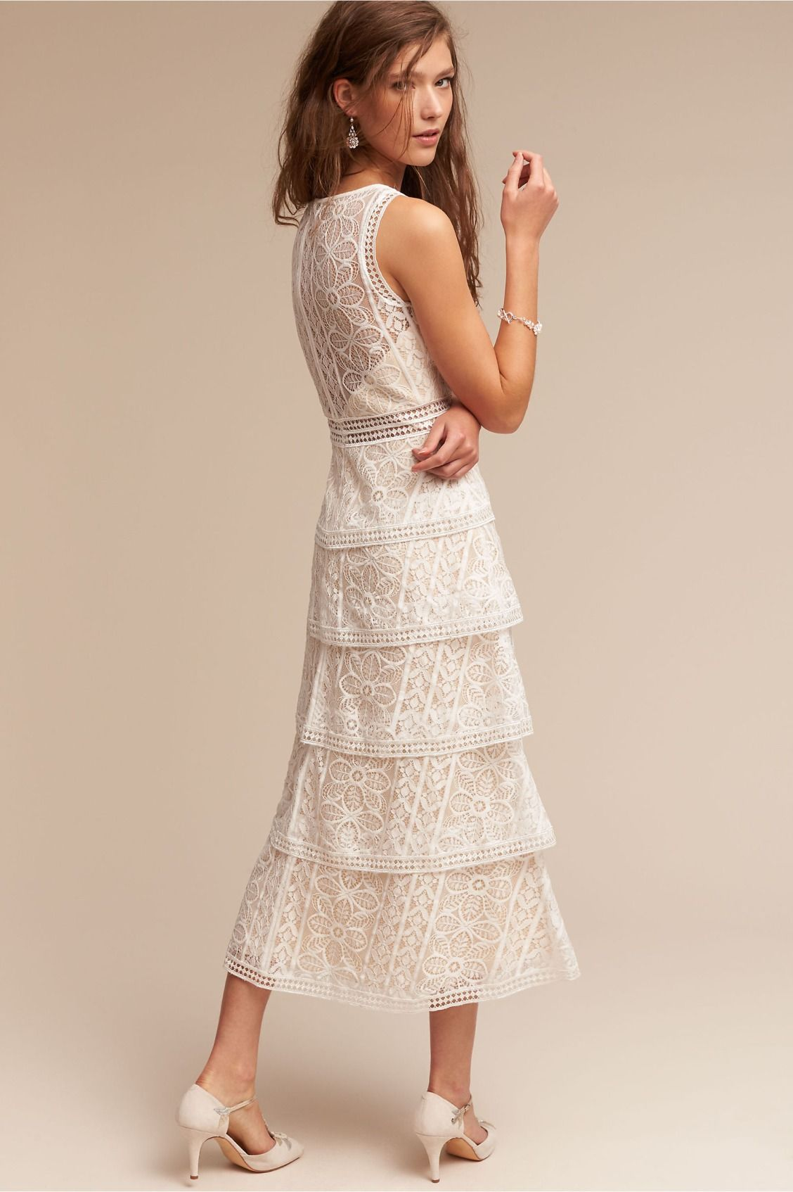city hall bound   Adeline Dress from BHLDN   City Hall & Courthouse ...
