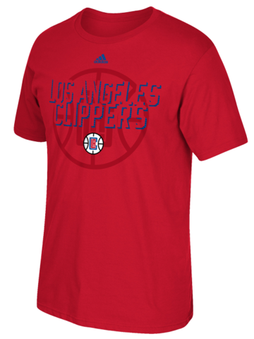 Los Angeles Clippers Play Through T-Shirt