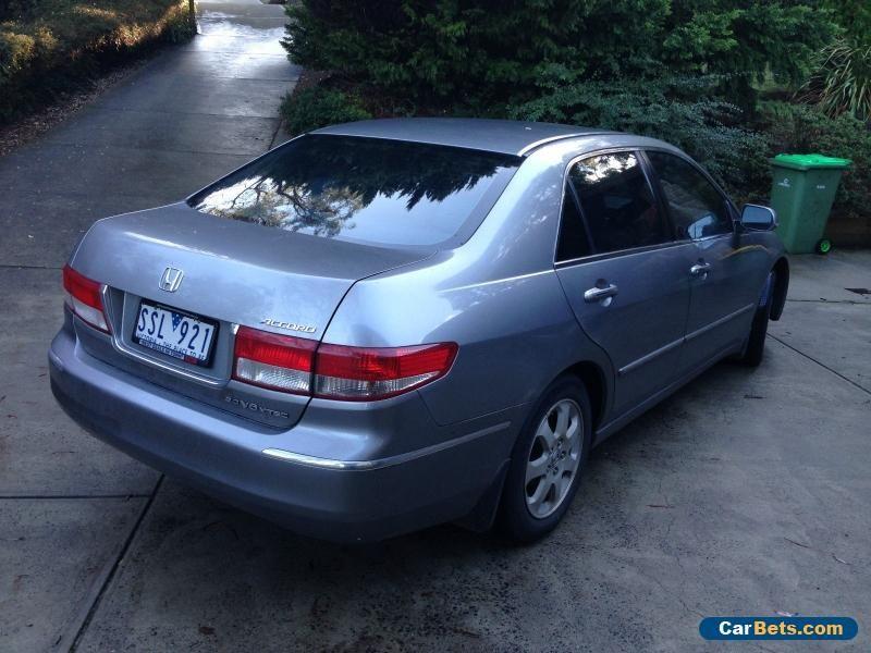 Honda Accord 2004 V6 Luxury #honda #v6accord #forsale #australia