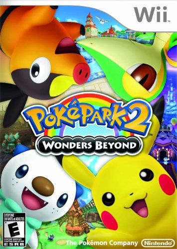 Poképark 2 Wonders Beyond Pokemon Videos Pokemon Videos Games Pokemon Video Games Wii Games Pokepark 2