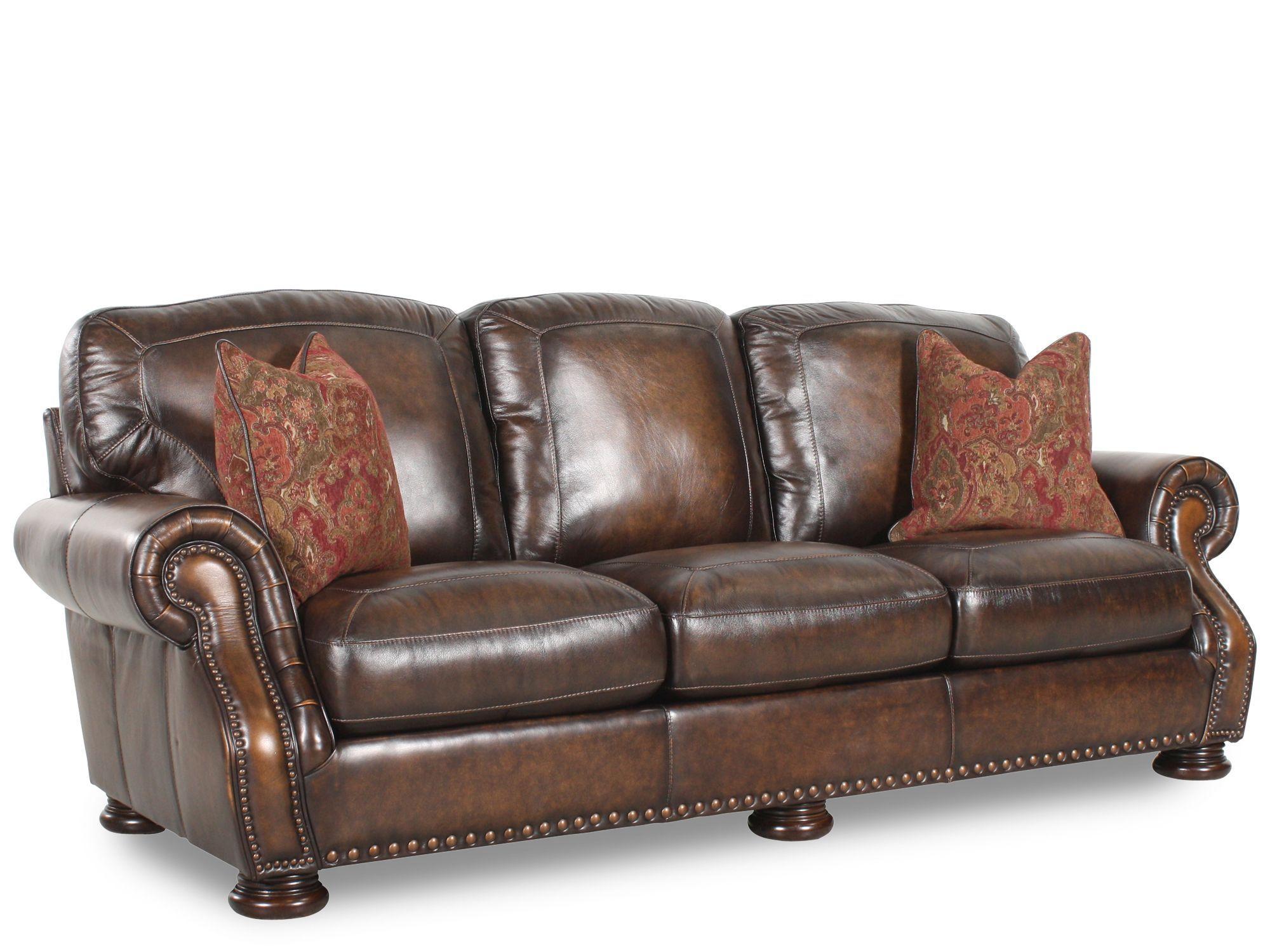 Simon Li Leather Picasso Randwick Sofa Leather sofa