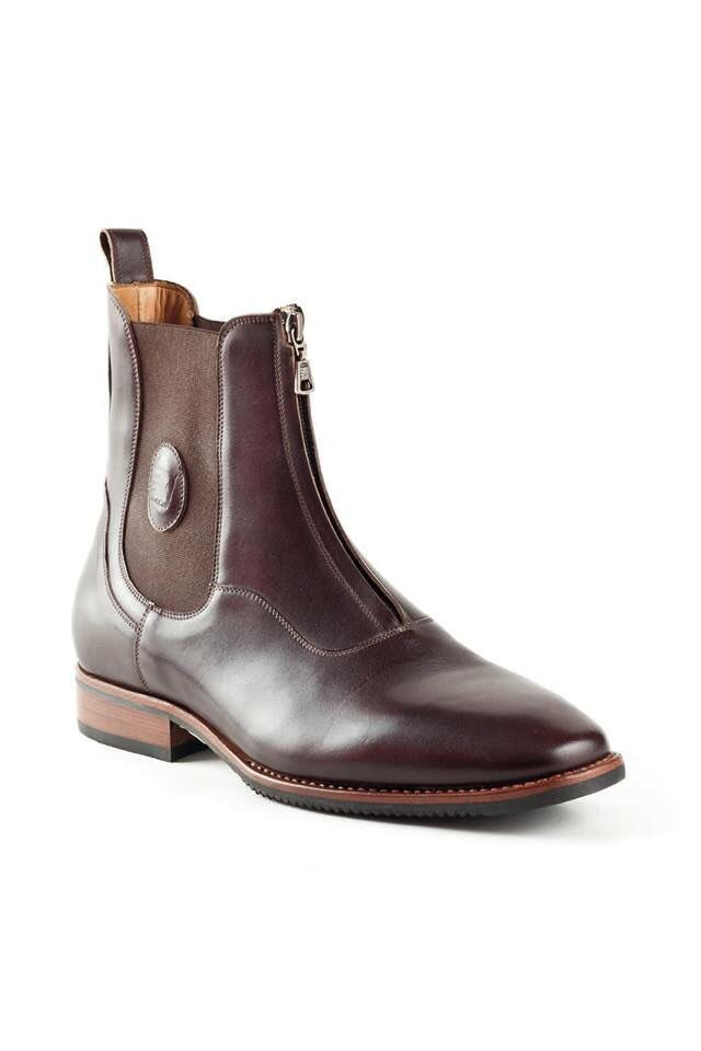DeNiro also makes these gorgeous paddock boots to see more or order your own check out StyleMyRide.net #stylemyride #fashion