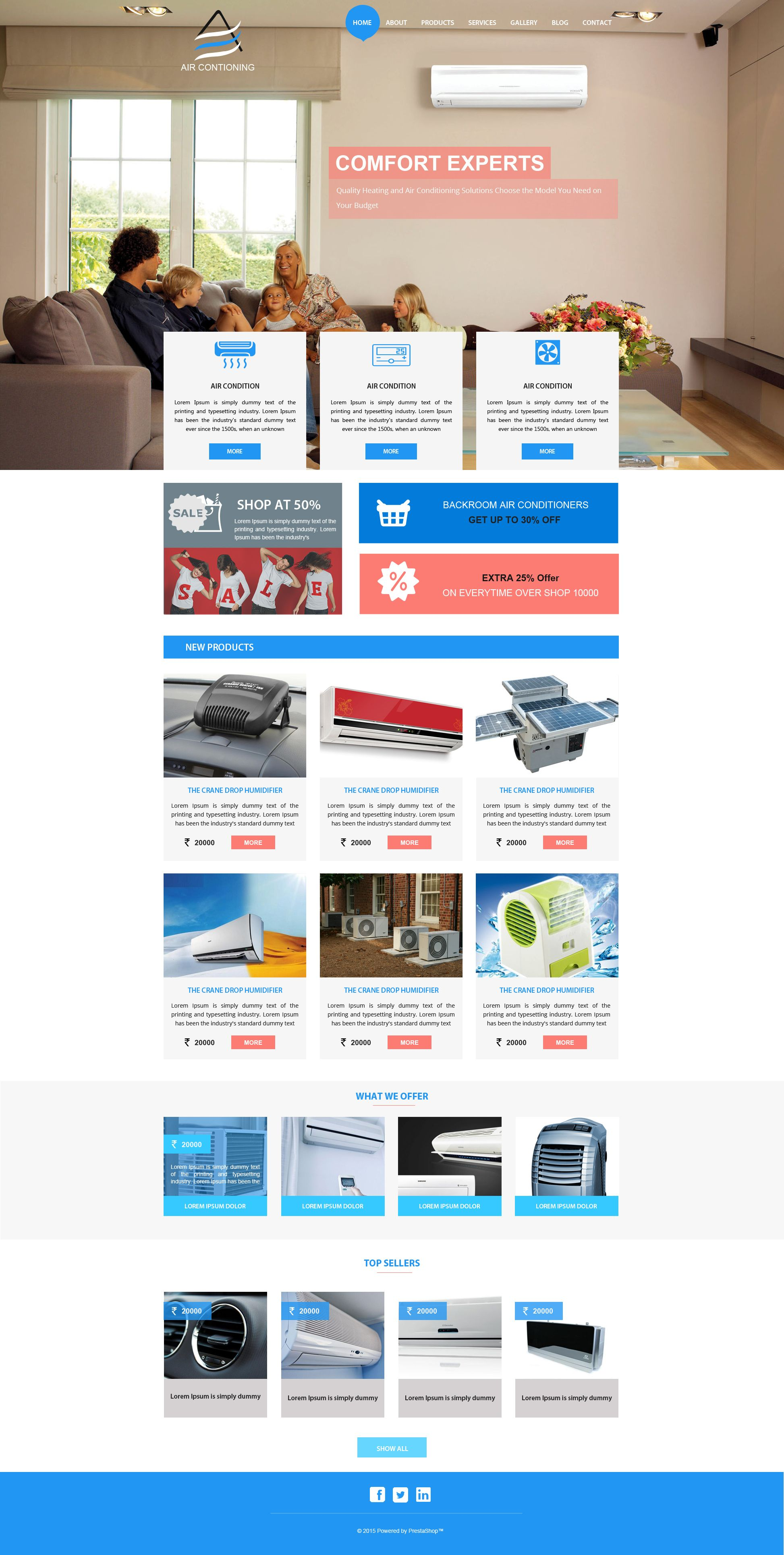 Sells Industrial Template One Of The Best Website Builder In - Website template builder