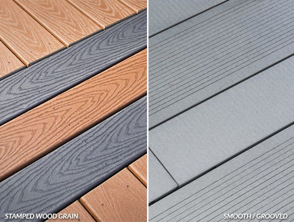 Bamdeck Vs Trex Decking Cali Trex Deck Deck Design Deck