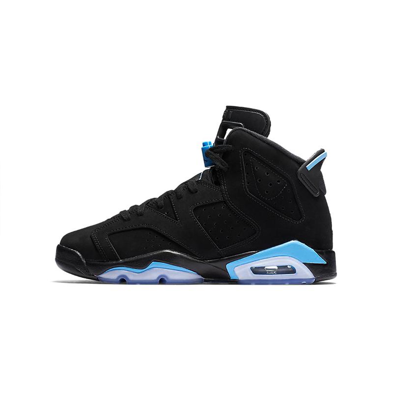 Air Jordan 6 Retro Unc Big Boy S Girl S Shoes Air Jordans Jordans Girls Kid Shoes