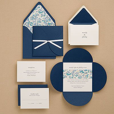 The Paper Source Wedding Collection Crave