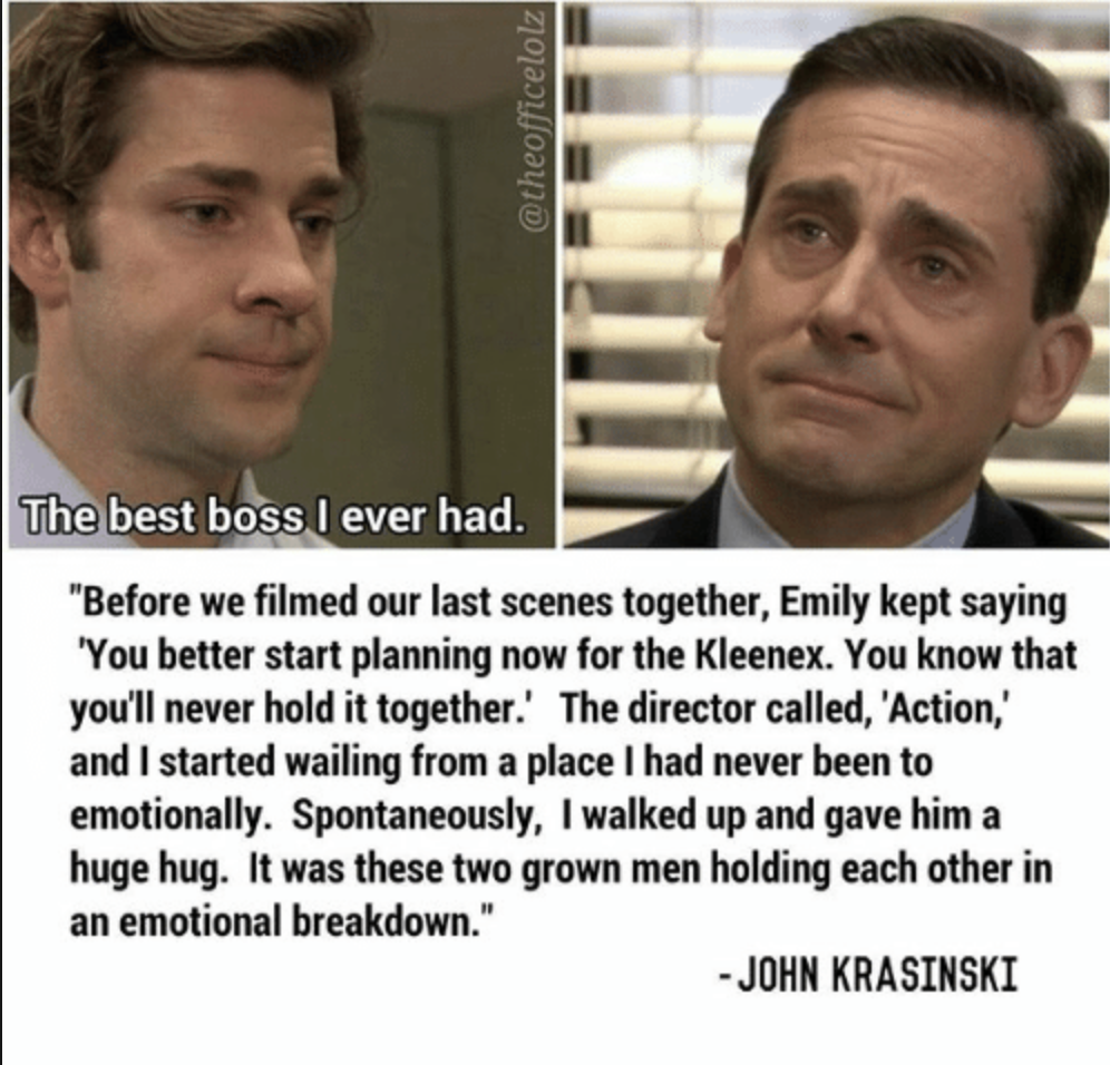 The Best Boss I Ever Had The Office Show Office Humor Office Quotes