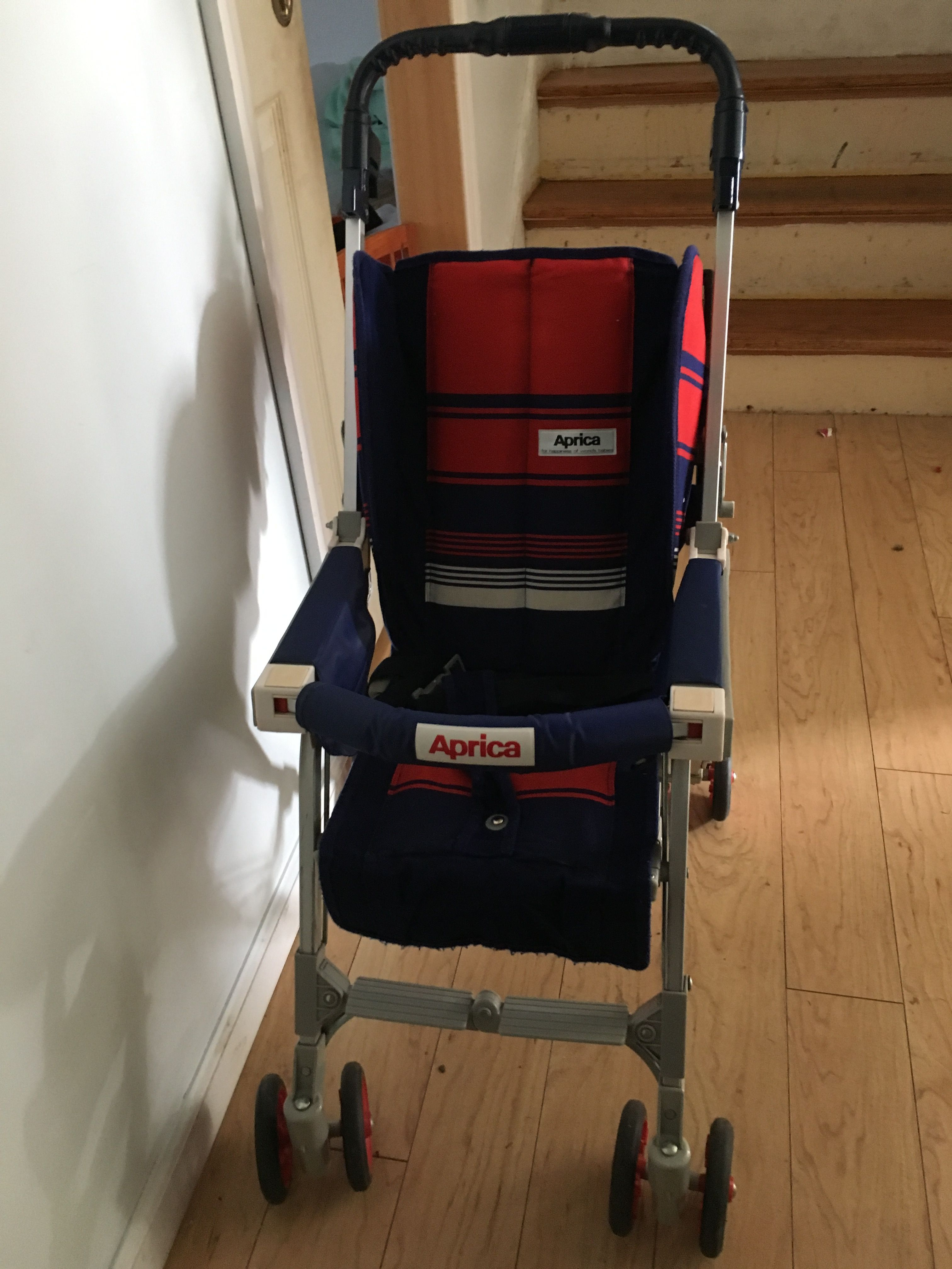 aprica baby stroller carriage from 1985 Vintage baby