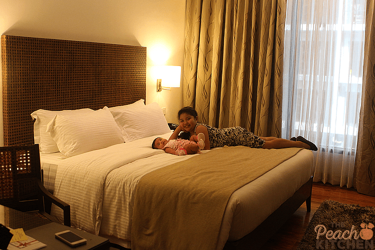 A Grand Staycation at City Garden Grand Hotel Grand