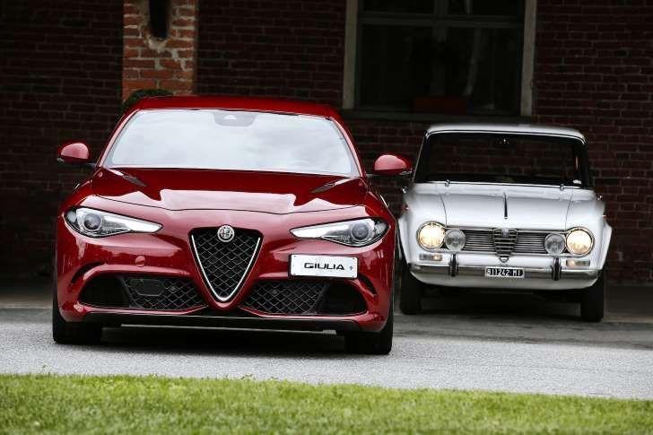 Giulia New Old Alfaromeo Italiandesign Auto S En Motoren Auto S Motor