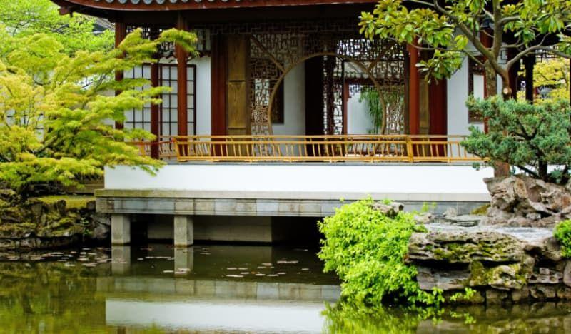 Dr Sun Yat Zen Sen Chinese Garden, Vancouver | Chinese ...