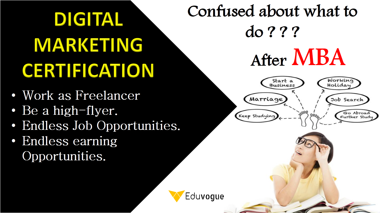 Confused About What To Do After Mba Digital Marketing