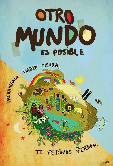 Waldo Roman Martinez Afiches Del Medio Ambiente Reciclaje Y Medio Ambiente Madre Tierra