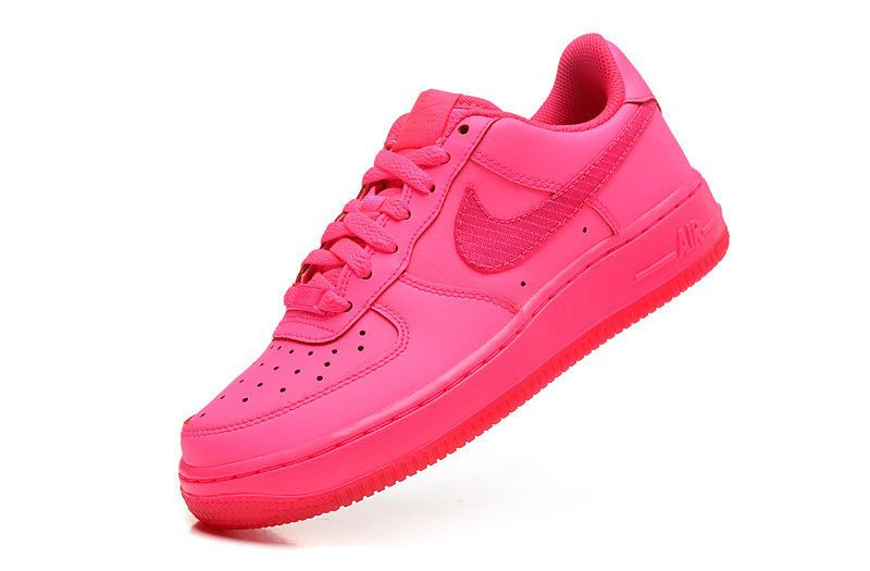 6ca6519cfae Nike Air Force 1 Dark Pink Runing Shoes  Nike  RunningCrossTraining ...